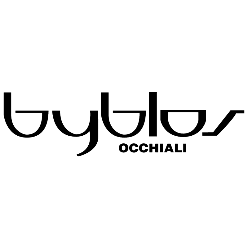 Byblos Occhiali vector