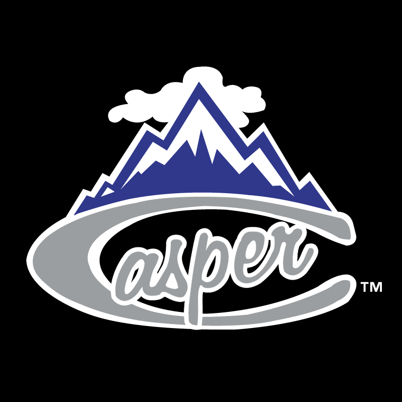 Casper Rockies vector