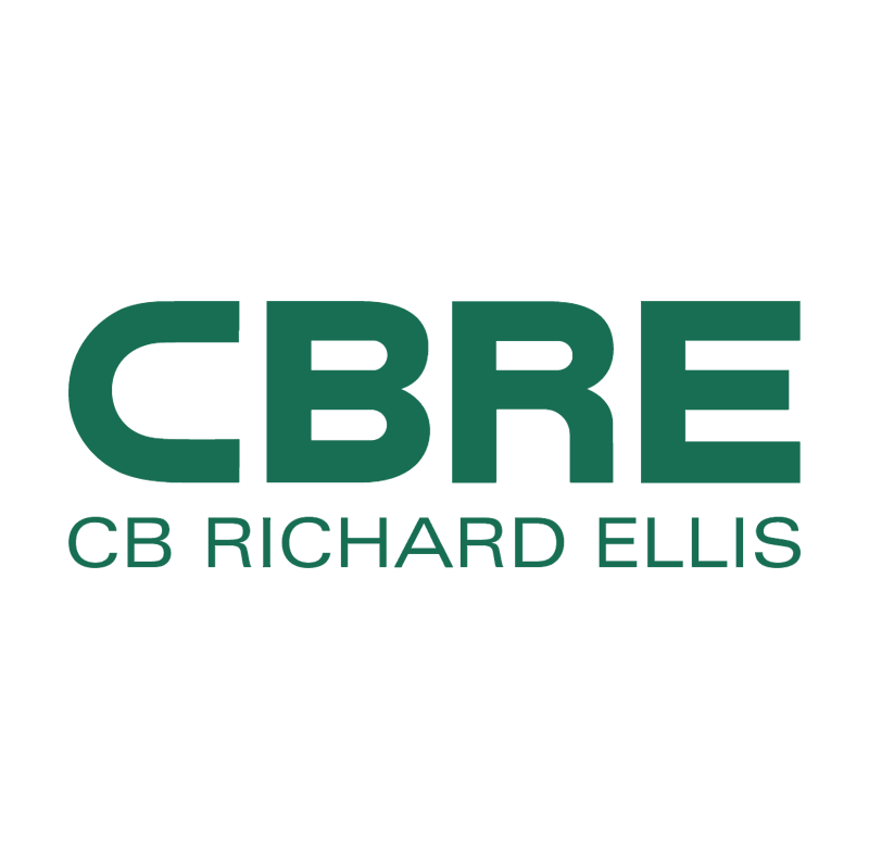 CB Richard Ellis vector
