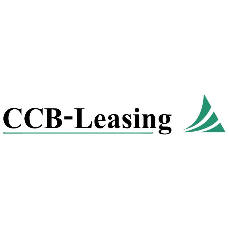 CCB Leasing vector