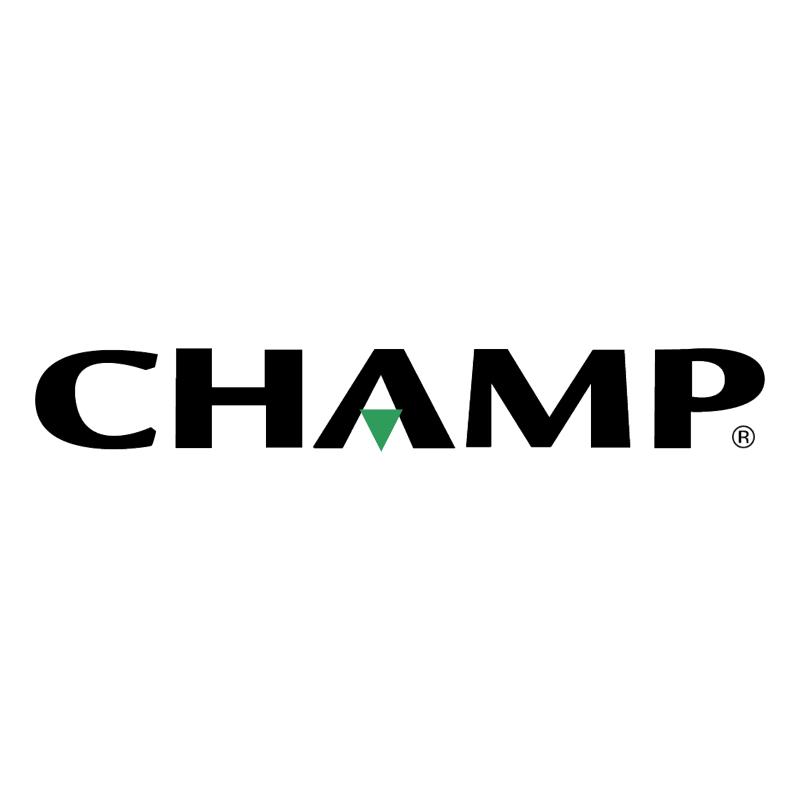 Champ vector logo