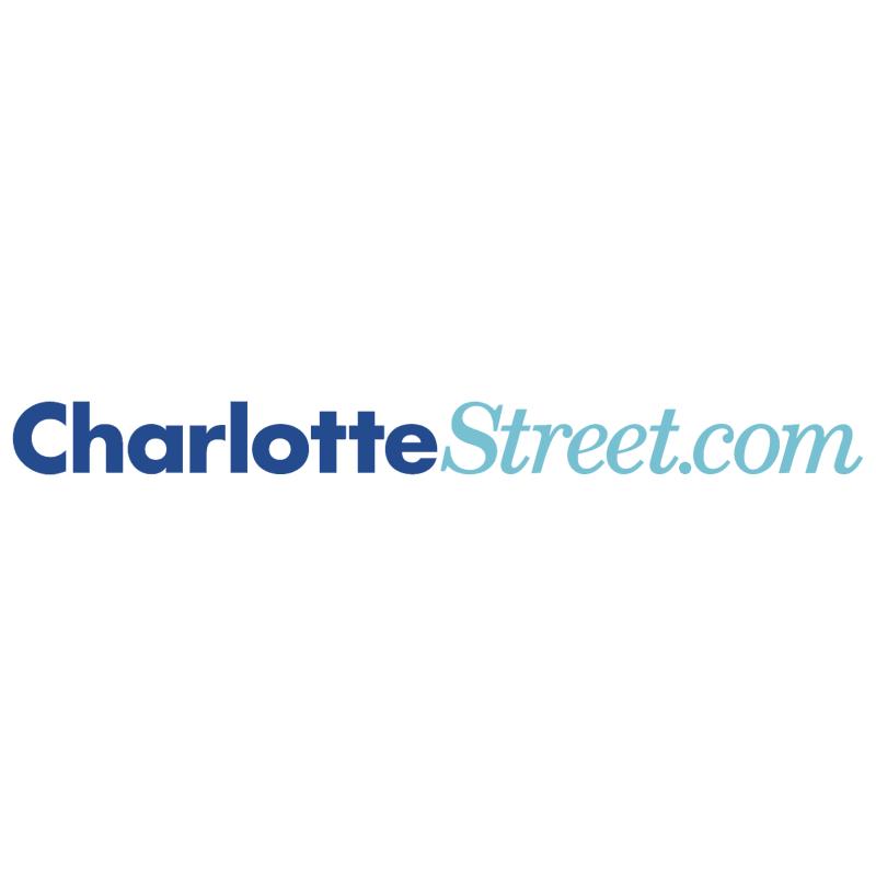 Charlotte Street vector