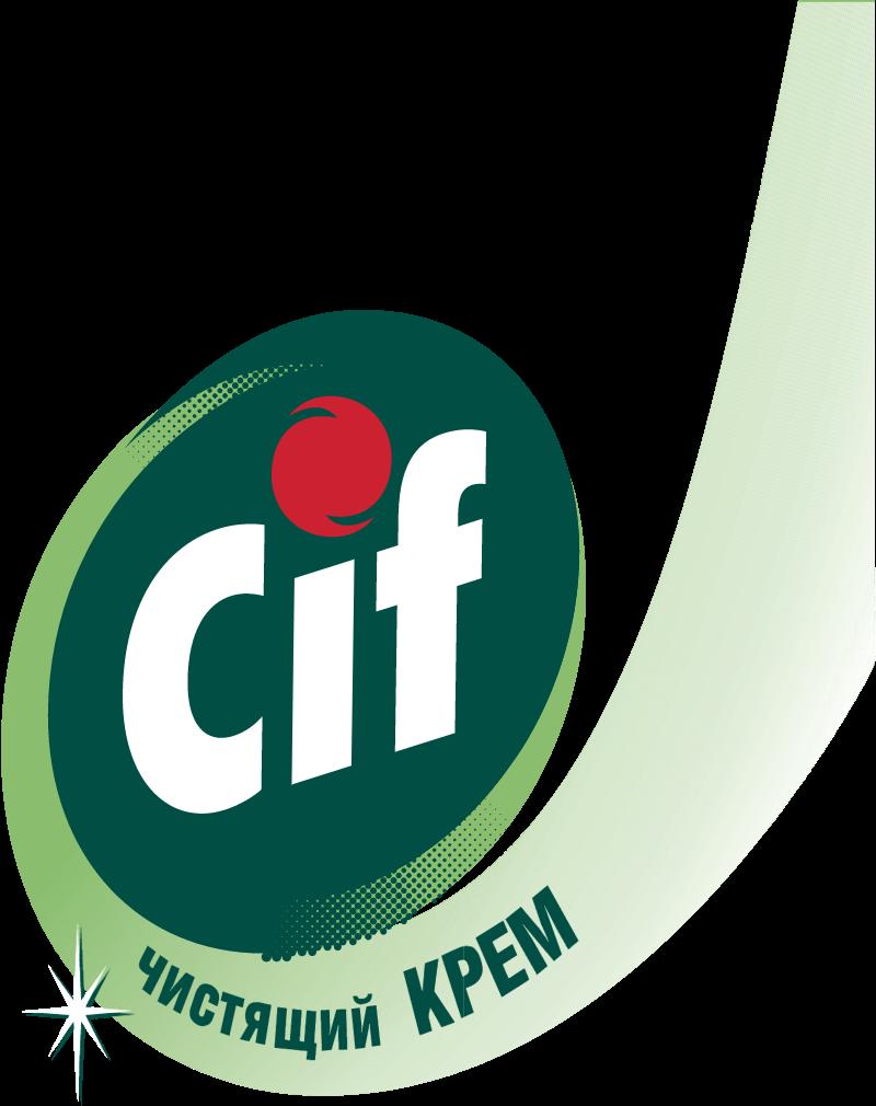 Cif logo vector
