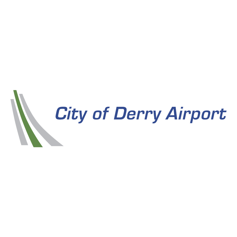 City of Derry Airport vector