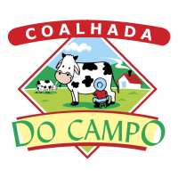 Coalhada do Campo vector