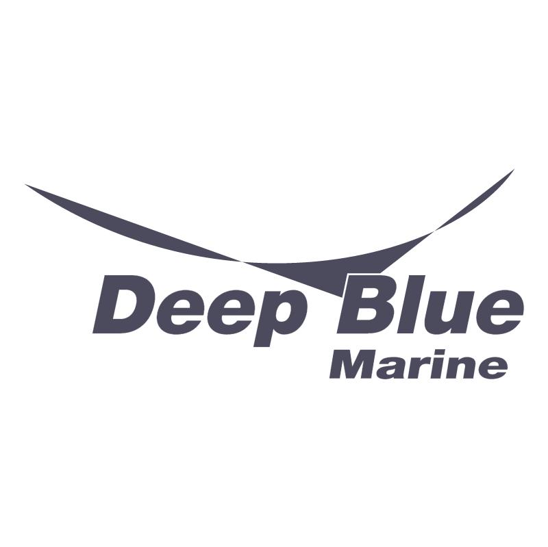 Deep Blue vector logo