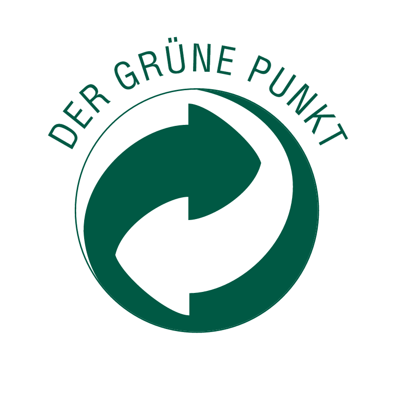 Der Grune Punkt vector