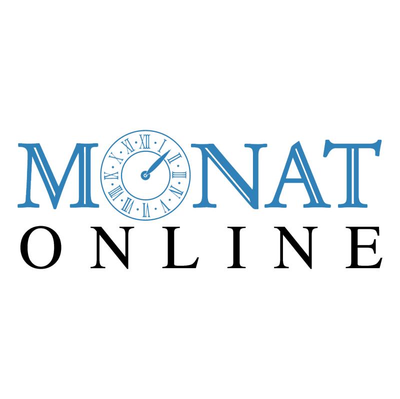 Der Monat Online vector
