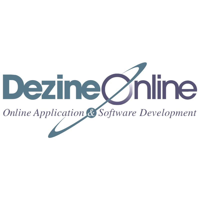Dezine Online vector