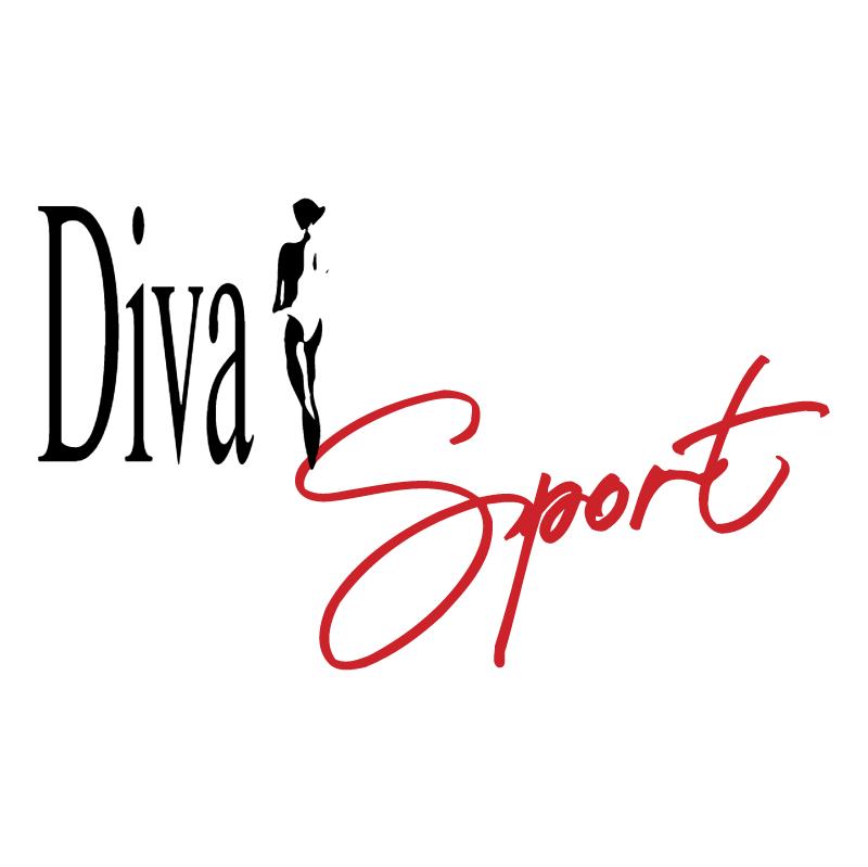 Diva Sport vector logo