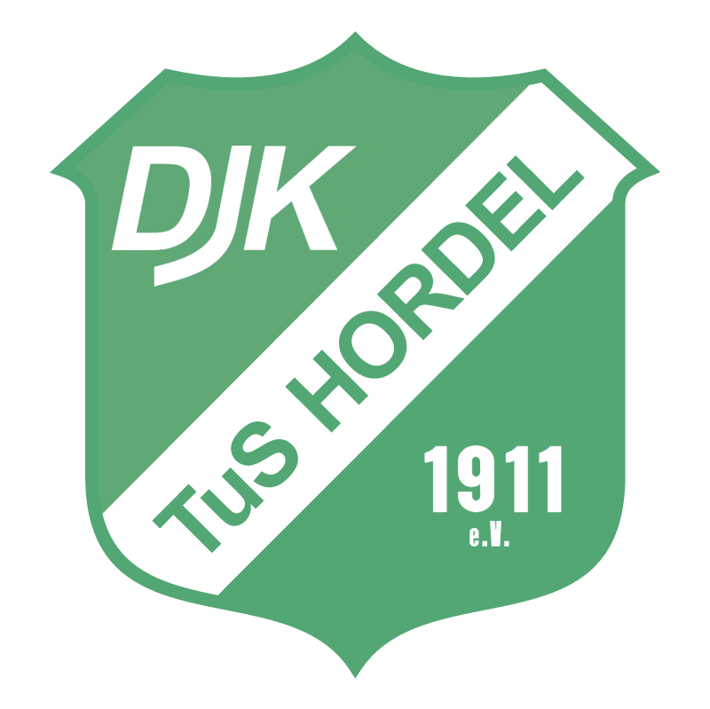 DJK TuS Hordel 1911 e V vector logo