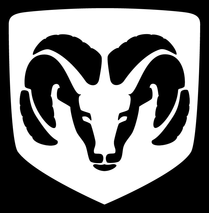 DODGE RAM vector