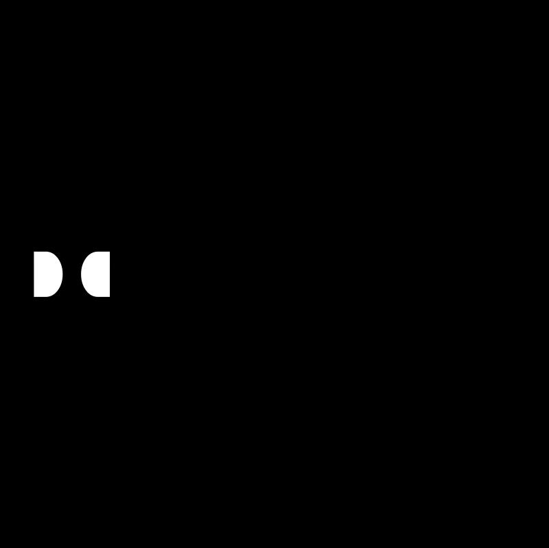 Dolby B C NR vector logo