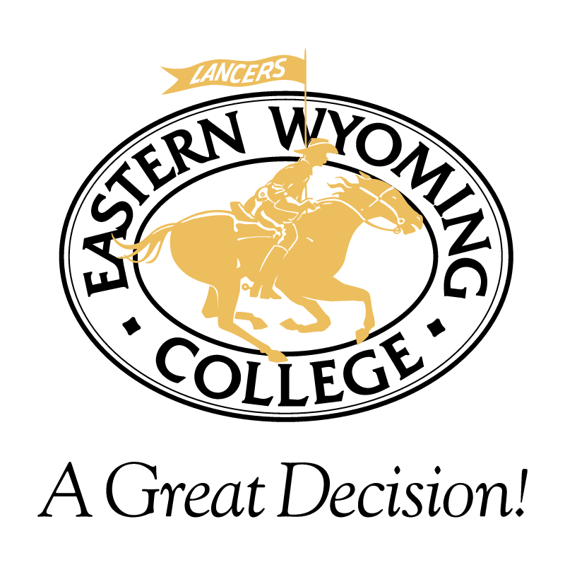 Eastern Wyoming College vector