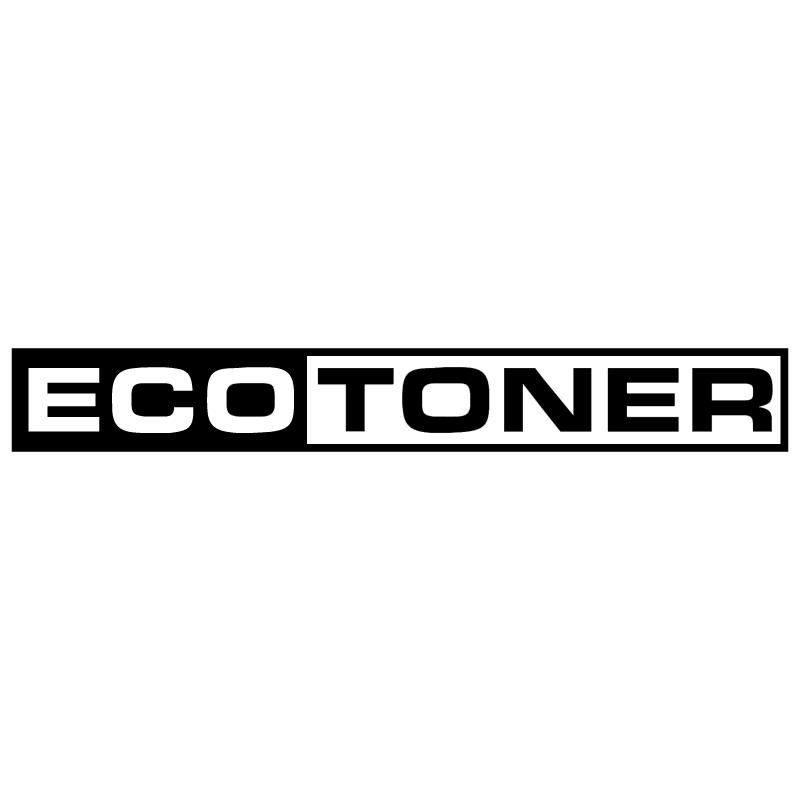 EcoToner vector