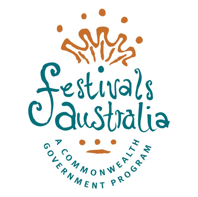 Festivals Australia vector