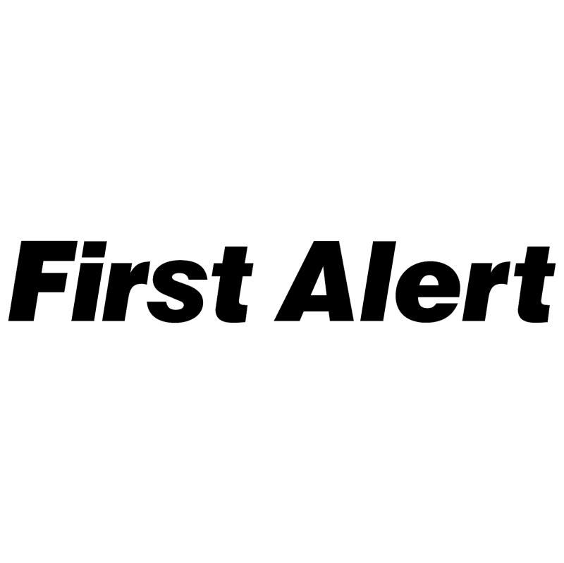 First Alert vector logo