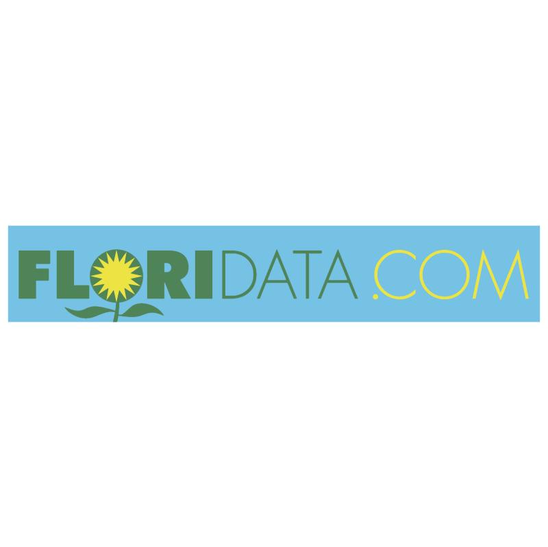 Floridata vector logo