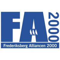 Frederiksberg Alliancen 2000 vector