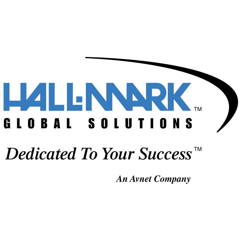 Hall Mark vector