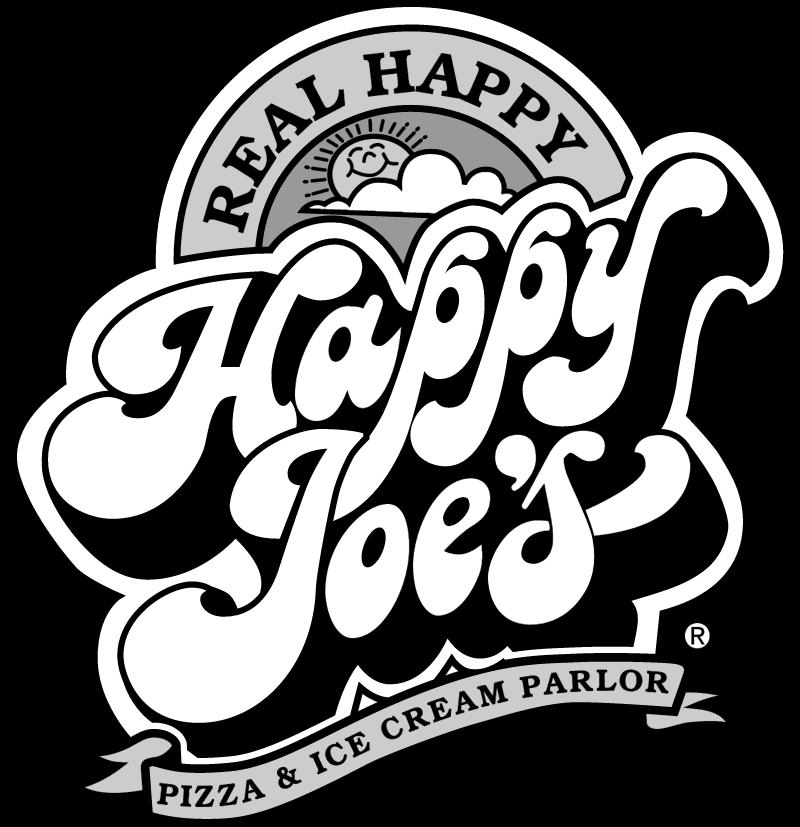 Happy Joes Pizza vector