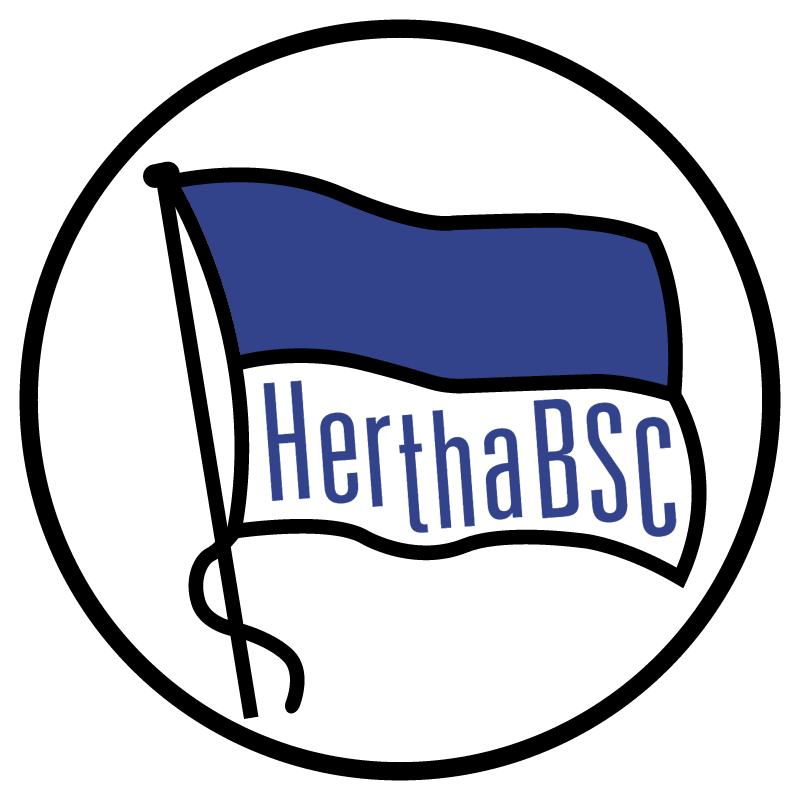 HERTHA vector logo