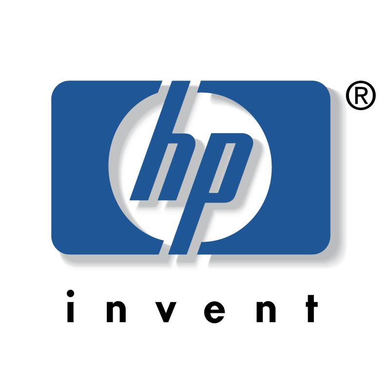 Hewlett Packard vector logo