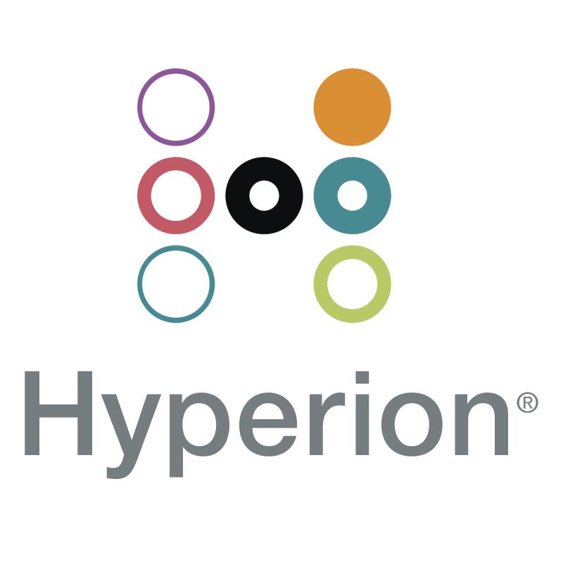 Hyperion vector logo