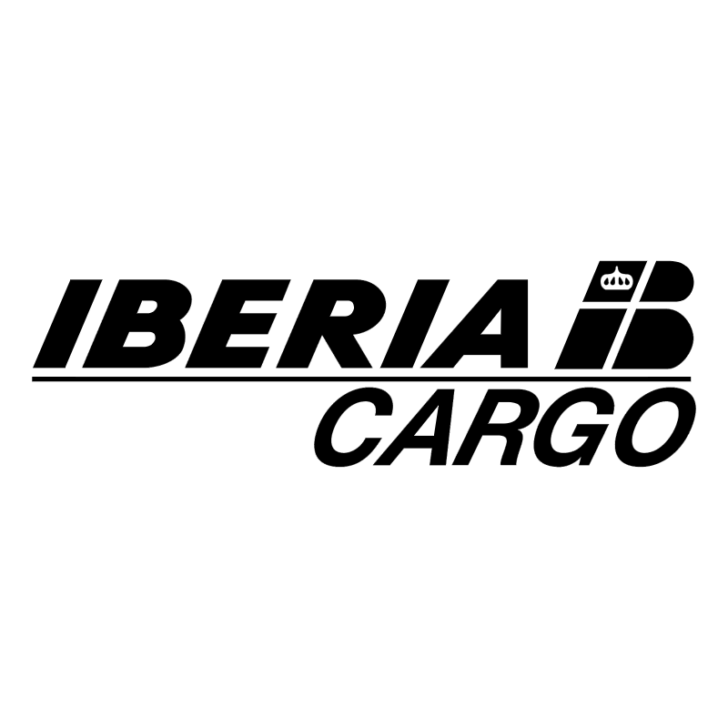 Iberia Cargo vector