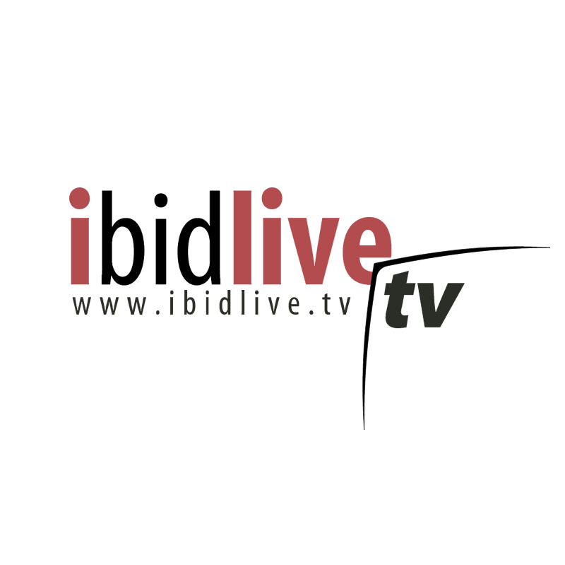 ibidlive TV vector