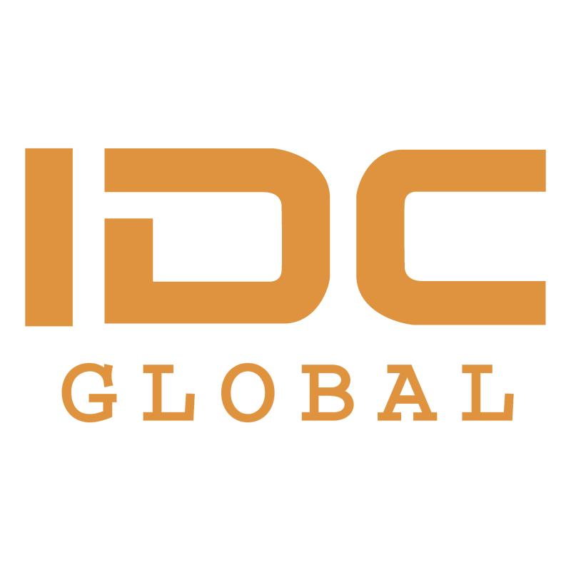 IDC Global vector