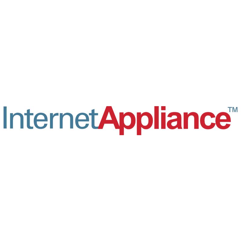 Internet Appliance vector logo