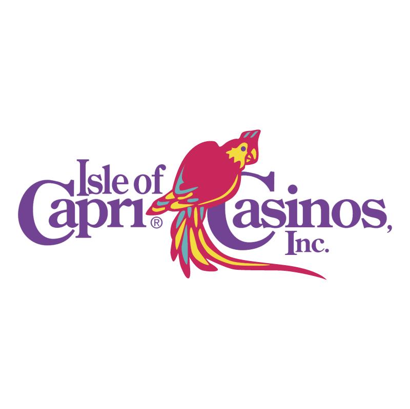 Isle of Capri Casinos vector logo