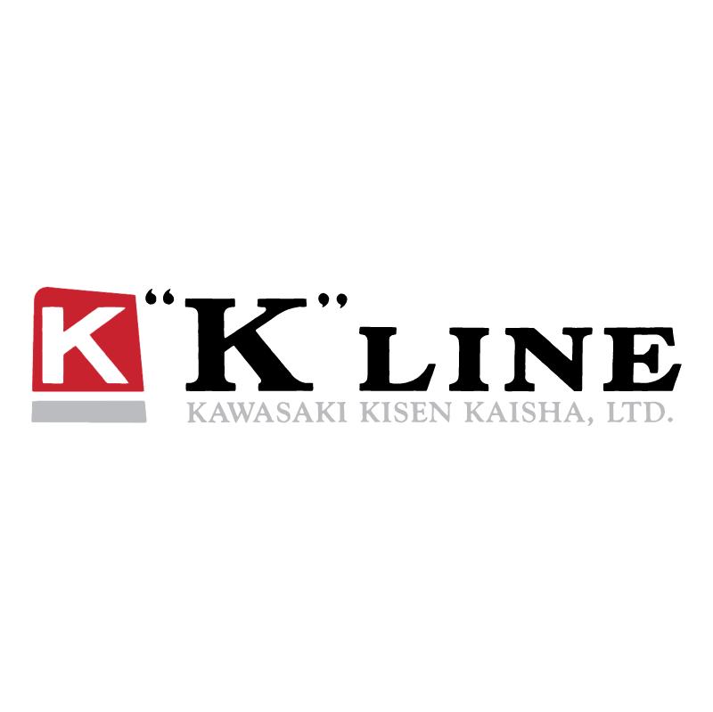 K Line vector logo