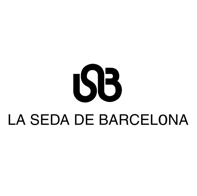 La Seda de Barcelona vector