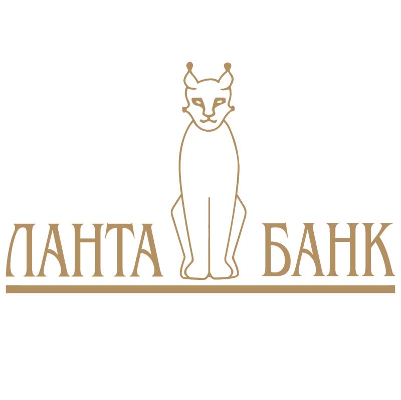 Lanta Bank vector