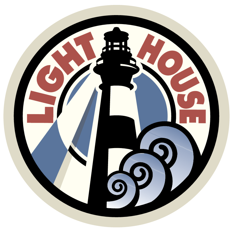Light House vector