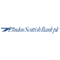 London Scottish Bank vector