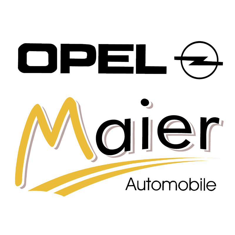Maier Automobile vector