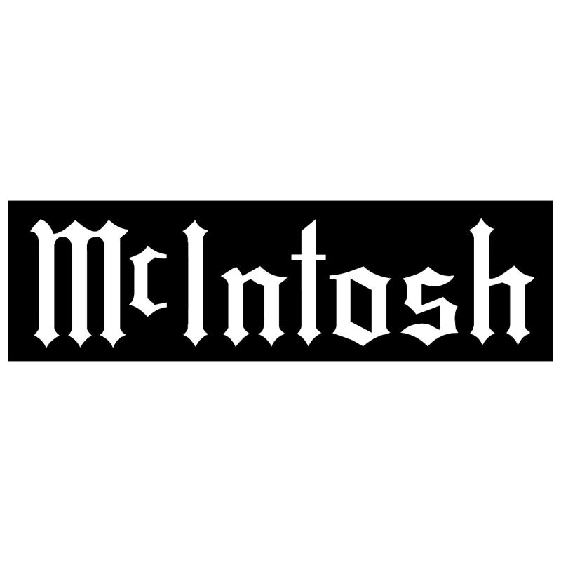 McIntosh vector