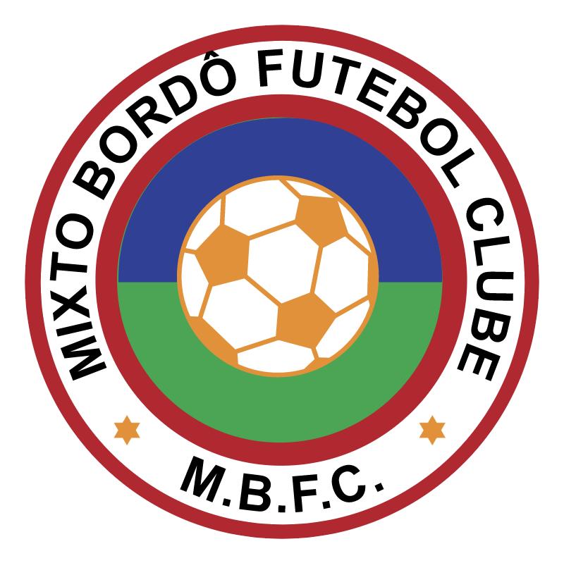 Mixto Bordo Futebol Clube de Telemaco Borba PR vector