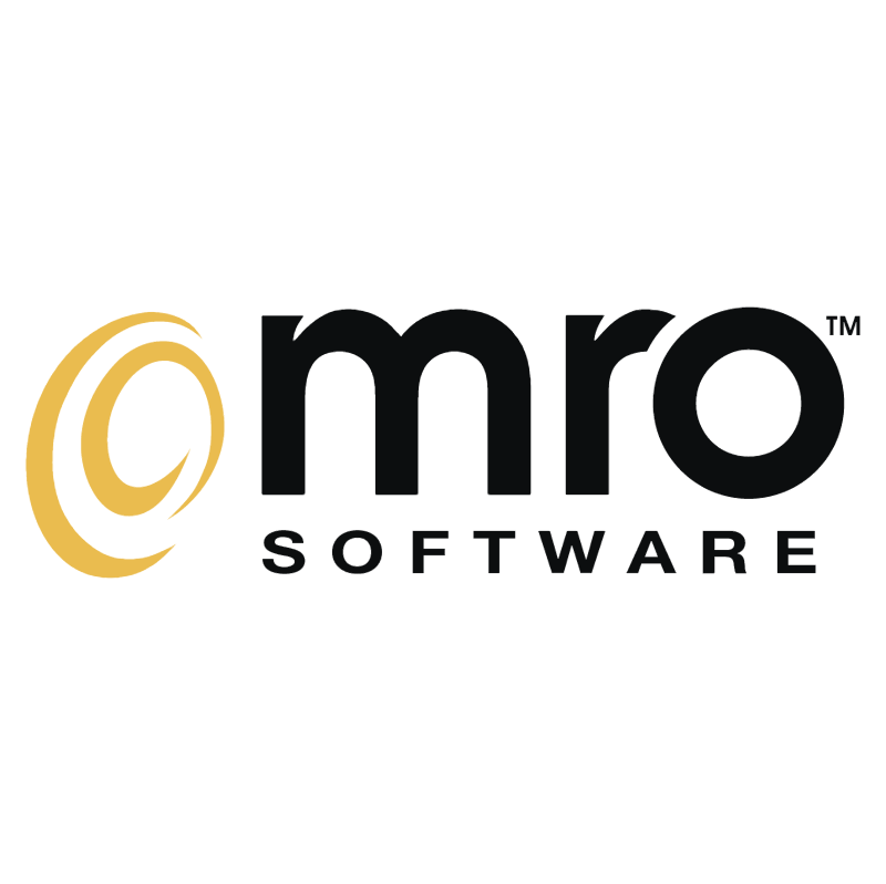 MRO Software vector