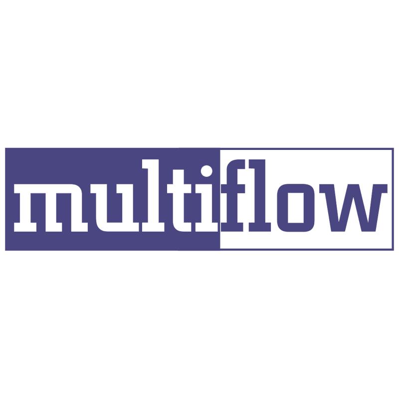Multiflow vector logo