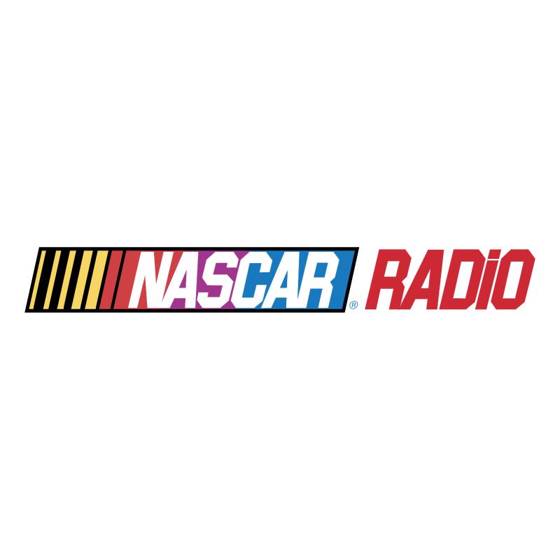 NASCAR Radio vector logo