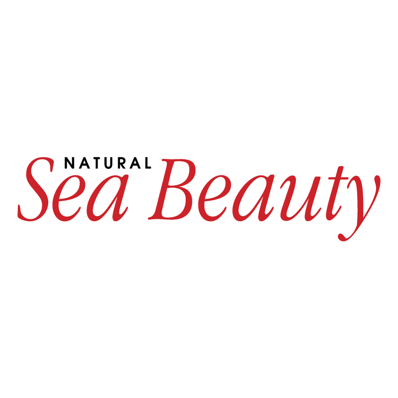 Natural Sea Beauty vector