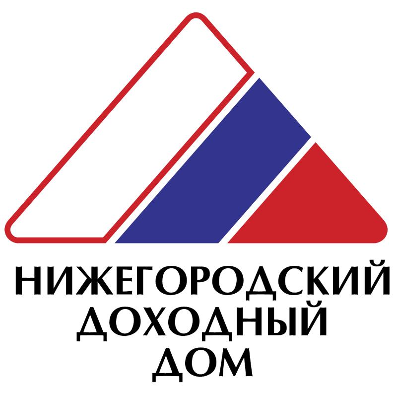 Nizhegorodsky Dohodny Dom vector