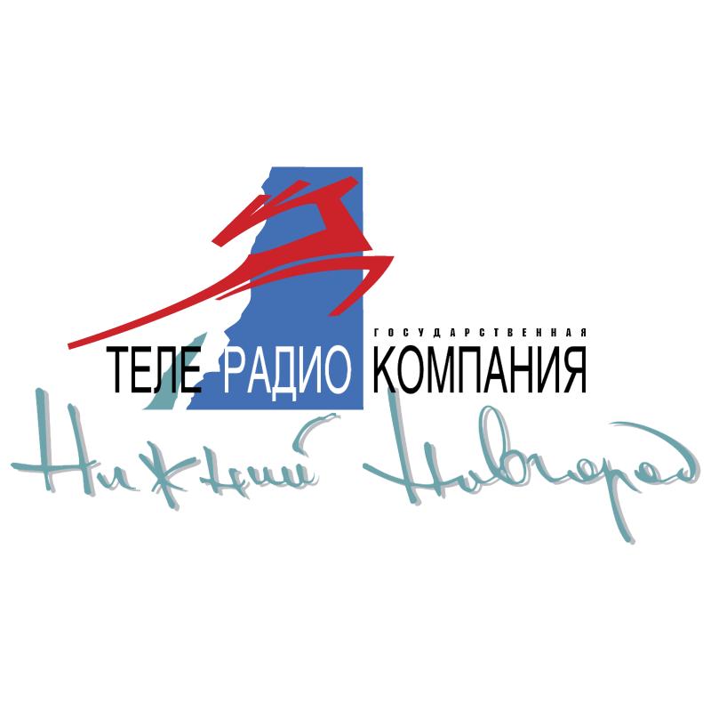 Nizhny Novgorod TV vector