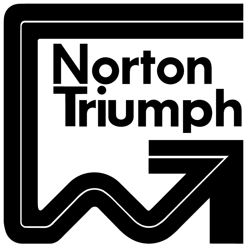 Norton Triumph vector