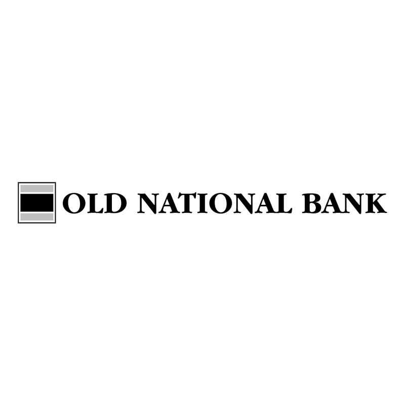 Old National Bank vector