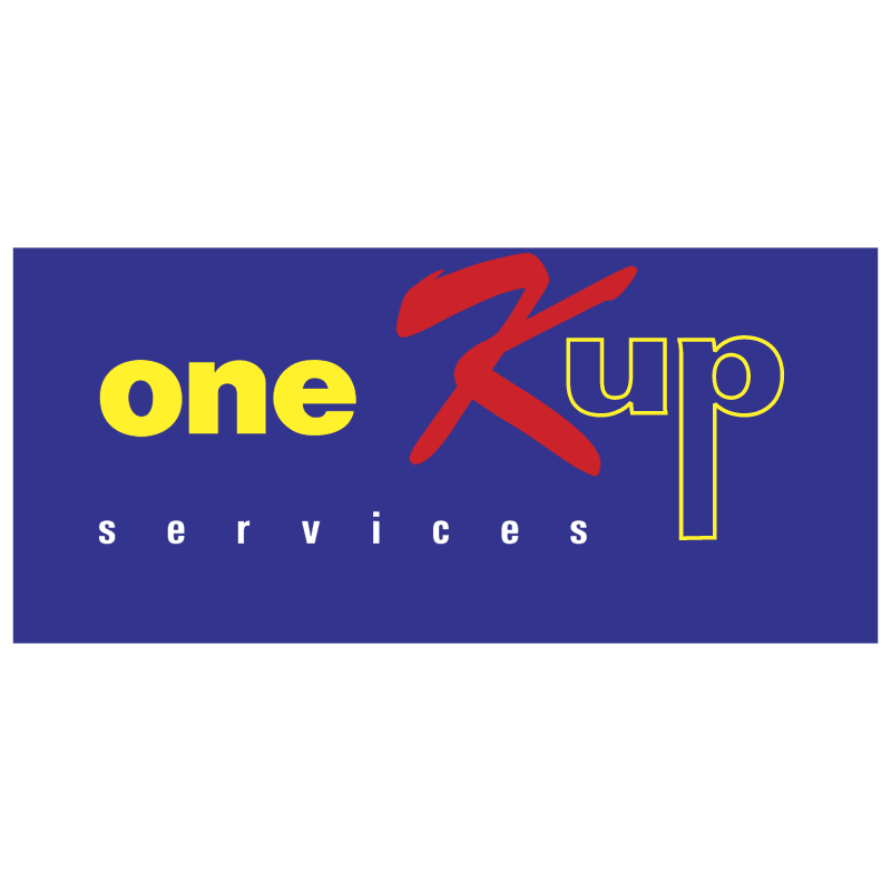 One Kup Services vector